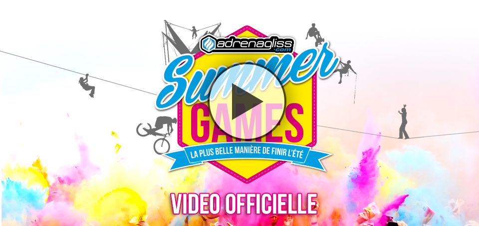 Adrenagliss Summer Games 2014 – vidéo officielle