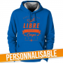 sweat a capuche personnalisable