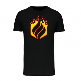 On Fire - Teeshirt homme