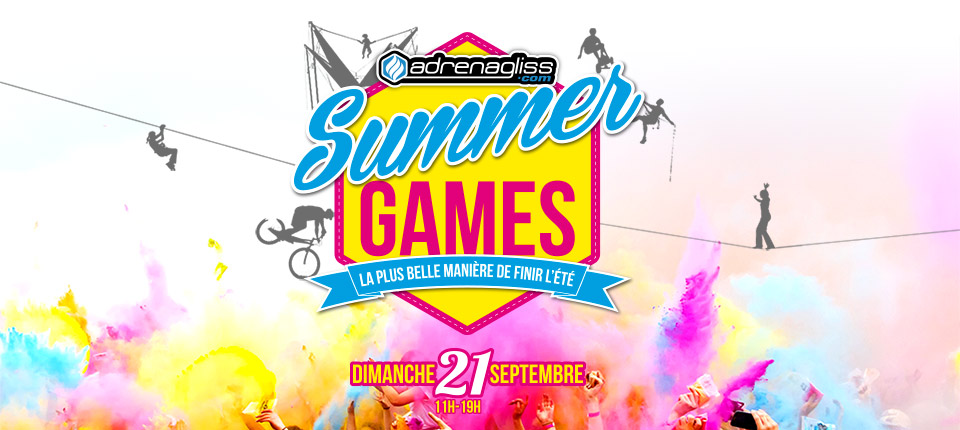 Adrenagliss Summer Games